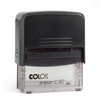 Штамп без крышки 76х37мм COLOP Printer C60 Compact
