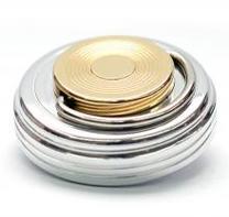 К «Леон» d42 мм без подушки. Металлическая оснастка для круглой печати.