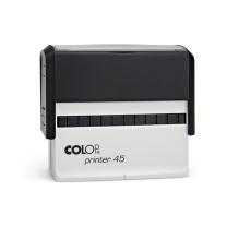 Штамп без крышки 82х25мм COLOP Printer 45